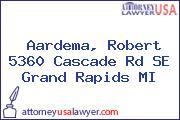Aardema, Robert 5360 Cascade Rd SE Grand Rapids MI