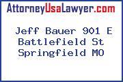 Jeff Bauer 901 E Battlefield St Springfield MO
