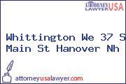 Whittington We 37 S Main St Hanover Nh