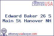 Edward Baker 26 S Main St Hanover NH