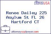 Renee Dailey 225 Asylum St FL 26 Hartford CT