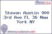 Steven Austin 900 3rd Ave FL 36 New York NY