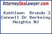 Kathleen  Brundo 3 Connell Dr Berkeley Heights NJ