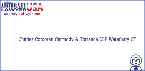 Telephone, Address and other contact data of Charles Corcoran, Waterbury, CT, USA