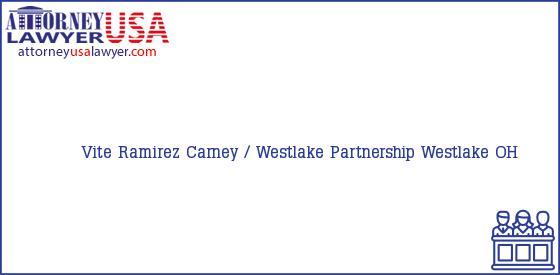 Telephone, Address and other contact data of Vite Ramirez, Westlake, OH, USA