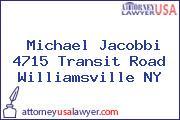 Michael Jacobbi 4715 Transit Road Williamsville NY