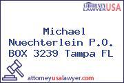 Michael Nuechterlein P.O. BOX 3239 Tampa FL