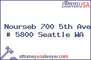 Nourseb 700 5th Ave # 5800 Seattle WA
