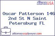 Oscar Patterson 146 2nd St N Saint Petersburg FL