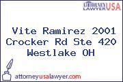 Vite Ramirez 2001 Crocker Rd Ste 420 Westlake OH