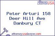 Peter Arturi 158 Deer Hill Ave Danbury CT