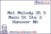 Mel Melody 35 S Main St Ste 2 Hanover Nh