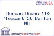 Dorcas Deans 110 Pleasant St Berlin NH