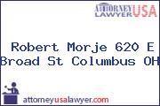 Robert Morje 620 E Broad St Columbus OH