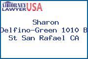 Sharon Delfino-Green 1010 B St San Rafael CA