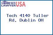 Tech 4140 Tuller Rd. Dublin OH