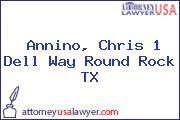 Annino, Chris 1 Dell Way Round Rock TX