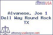 Alvanese, Joe 1 Dell Way Round Rock TX