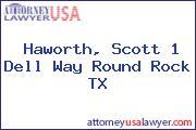 Haworth, Scott 1 Dell Way Round Rock TX