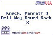 Knack, Kenneth 1 Dell Way Round Rock TX