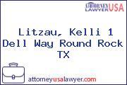 Litzau, Kelli 1 Dell Way Round Rock TX