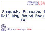 Sampath, Prasanna 1 Dell Way Round Rock TX