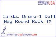 Sarda, Bruno 1 Dell Way Round Rock TX