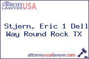 Stjern, Eric 1 Dell Way Round Rock TX