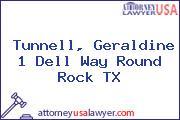 Tunnell, Geraldine 1 Dell Way Round Rock TX