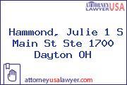 Hammond, Julie 1 S Main St Ste 1700 Dayton OH