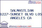 SALMASTLIAN 6227-SUNSET BLVD LOS ANGELES CA