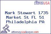 Mark Stewart 1735 Market St FL 51 Philadelphia PA